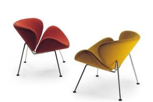 Artifort Orange Slice F437 fauteuil