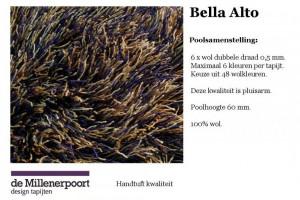 Millenerpoort Bella Alto