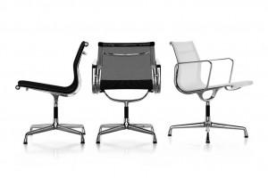Vitra Aluminium chair eetkamerstoel