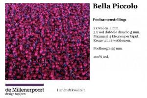 Millenerpoort Bella Piccolo