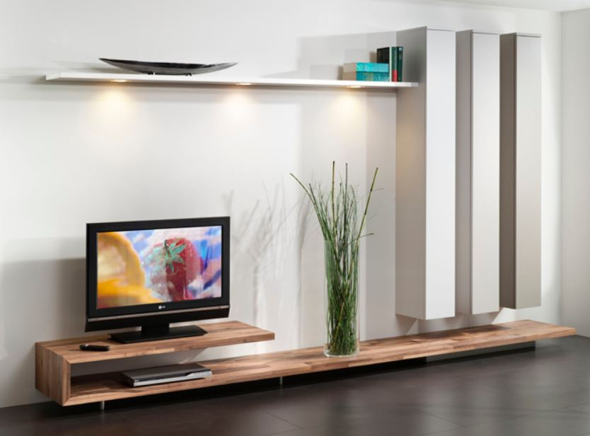 Zwevende Plank Tv Meubel.Genoeg Plank Onder Tv Mai89 Agneswamu