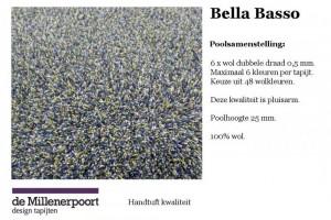 Millenerpoort Bella Basso