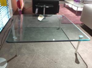 Van Beek S8 salontafel opruiming