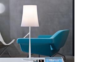 Foscarini Birdie vloerlamp
