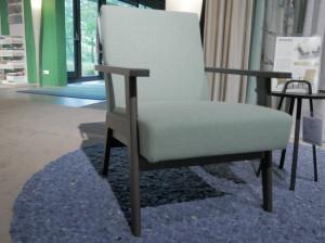 Cloak fauteuil 1963 opruiming