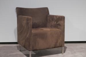Gelderland 6772 F2A fauteuil leer opruiming
