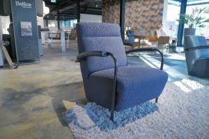 Leolux Scylla hoog fauteuil Opruiming