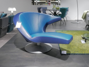 Leolux Parabolica fauteuil opruiming