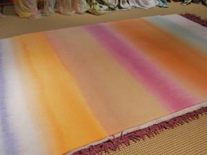 Opruiming: Brink en Campman Kaleidoscope stripe karpet