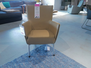 Label Foxxy fauteuil opruiming