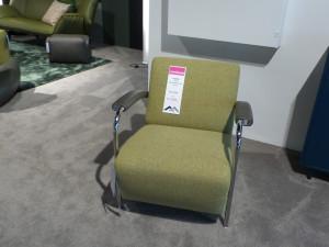 Leolux Scylla fauteuil laag opruiming