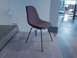 Vitra DSX fauteuil opruiming