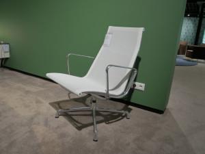 Vitra EA116 Aluminium Chair draaifauteuil Opruiming