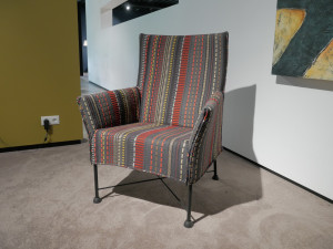 Montis Charly fauteuil stof Opruiming
