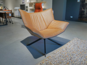 Label Gustav draaifauteuil Opruiming