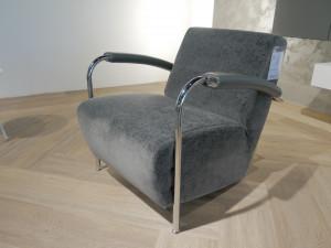 Leolux Scylla laag Matrix 172 fauteuil Opruiming