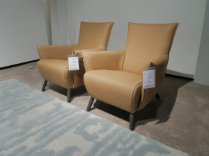 Label Cheo fauteuil Opruiming
