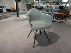 Vitra DAW Plastic Chair eetkamerstoel Opruiming