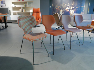 Design on Stock Cavaletta eetkamerstoel Opruiming