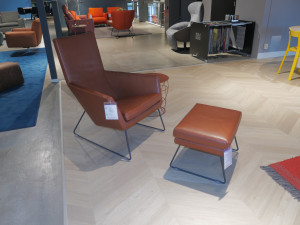 Label Don fauteuil Opruiming