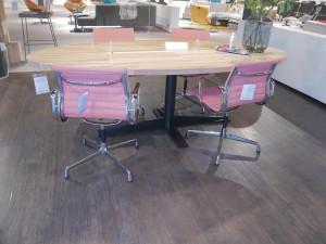 Vitra EA 103 aluminium chair eetstoelen Opruiming