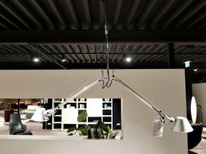 Artemide Tolomeo due Bracci Hanglamp Opruiming