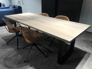 Seuren General Wood eetkamertafel Opruiming