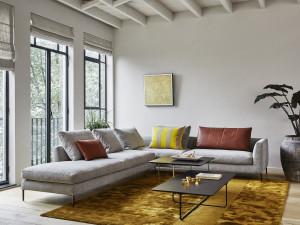 Longbarn Liscio karpet