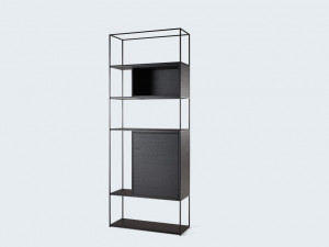 Beek  Collection Cubic sideboard