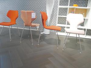 Design on Stock Cavalletta eetkamerstoel opruiming
