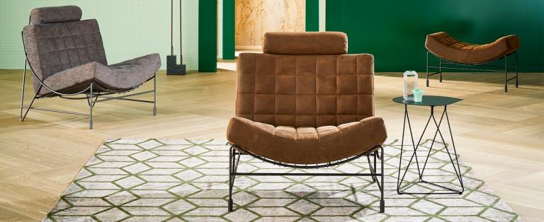 Fauteuils design klassiekers in Drenthe