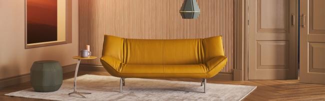 Haal de zomer in huis met de kleurrijke design meubelen van Leolux!