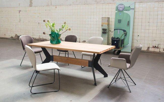 Drie eetkamerstoelen van Bert Plantagie die u zelf kunt samenstellen