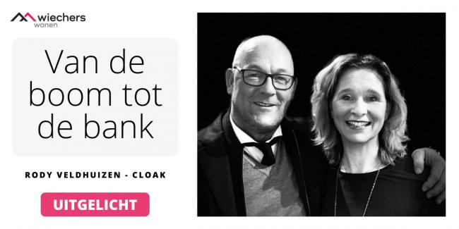 Uitgelicht: Rody Veldhuizen van Cloak